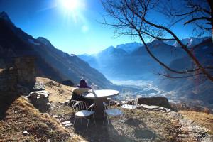 Bouldern und Skitouren34