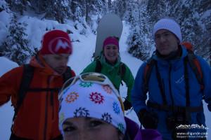 Skitour Hehlekopf