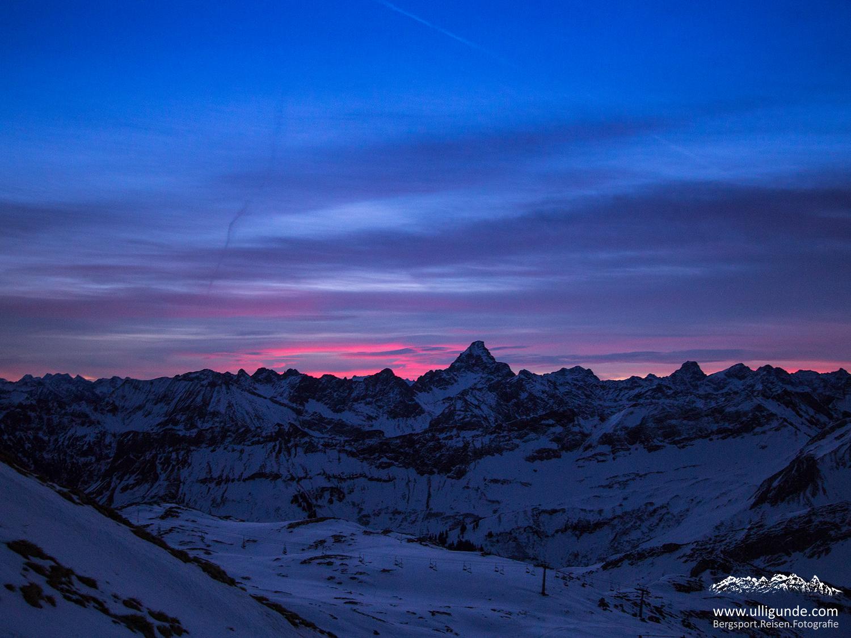 Hindelanger Klettersteig Wengenkopf : Hindelanger klettersteig winterbegehung ulligunde.com