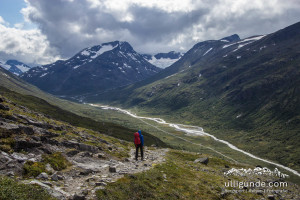 Trekking im Jotunheimengebiet