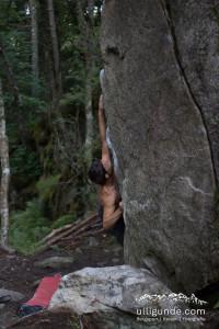 Klettern und Bouldern bei Trondheim