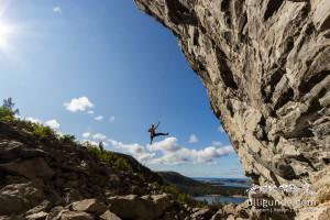 Klettern in Flatanger - ein Traum, einfach ein Traum!!