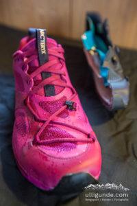 Der neue Trailrunning-Schuh von Arcteryx