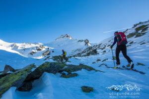 Salzburger Land, Großarltal, Skitour