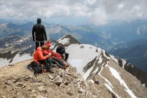 Gipfel Liebenerspitze