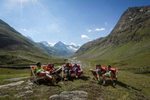 Alpin Blogger Berg Hochtour