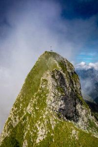 Gipfel Schneck Hauptgipfel