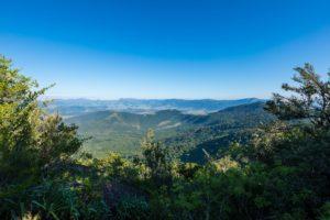 Aussicht Amatola Trail Südafrika