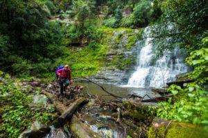 Wasserfall Südafrika