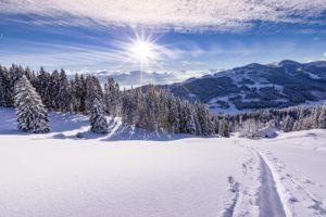 Winterzauber im Gunzesrieder Tal / Allgäu