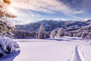 Skitour Gunzesrieder Tal einfach