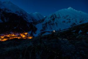 Wildspitze Vent Skitour