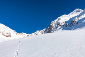Skitouren Ausrüstung Skihochtour Wildspitze