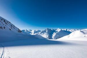 Panorama Wildspitze Mitterkar
