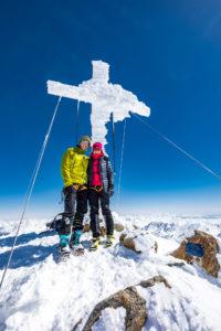 Wildspitze Gipfel