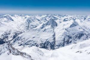 Skitour ab Vent auf die Wildspitze
