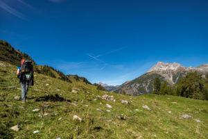 Pimig, Bergtour Lechtal