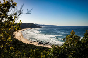 Natures Valley Bucht Garden Route Südafrika
