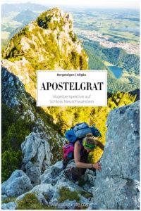 Apostelgrat_Allgäu Tourenbericht Grat