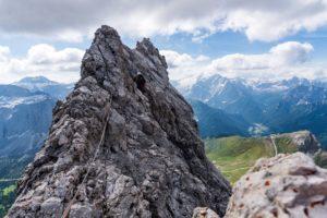 Gipfel Daumen Fünffingerspitze