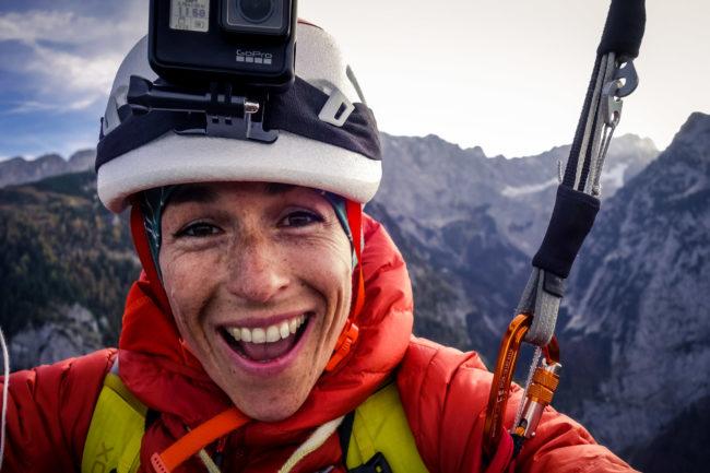 Jubiläumsgrat Stopselzieher Gleitschirm Zugspitze in einem Tag