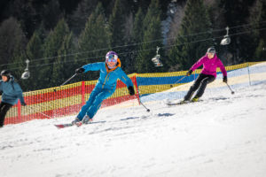 Skilehrerin Claudia Reusch, Skitotal, Allgäu