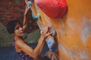 Ernährung beim Klettern: Thema anaerober Stoffwechsel © via Fotalia