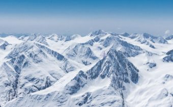 Wildspitze ab Vent Skitour