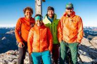 Outdoor-Blogger Berg Alpin Wandern
