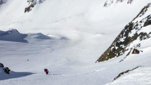 Skitour Wildspitze Mitterkarjoch