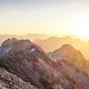 Jubiläumsgrat Stopselzieher in einem Tag mit Gleitschirm von Ehrwald aus