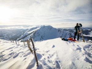 Sedererstuiben Winter Skitour